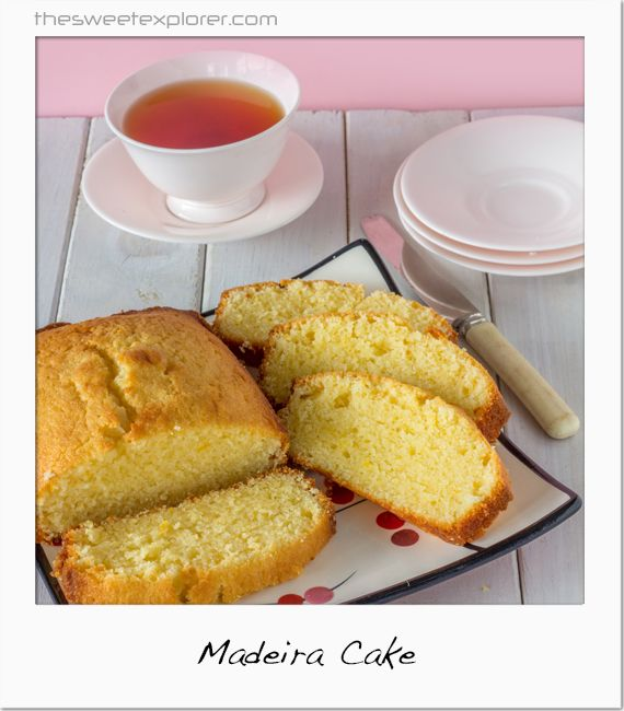 As a young girl I always remember my Grandfather loving Madeira Cake.  I always wondered why it was called cake when you made it in a loaf tin, but still enjoyed to have the half piece he would cut…