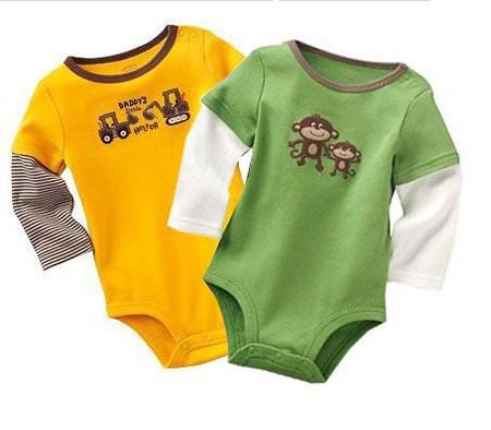 Tips memilih pakaian yang keren dan aman untuk anak dan Bayi Anda