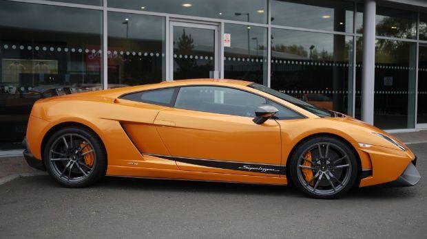 Lamborghini Gallardo Superleggera LP570-4 Custom
