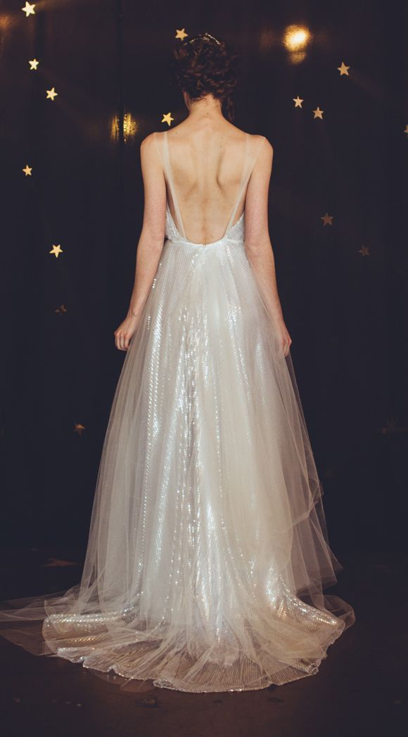 10 Ethereal Wedding Gowns: Houghton NYC