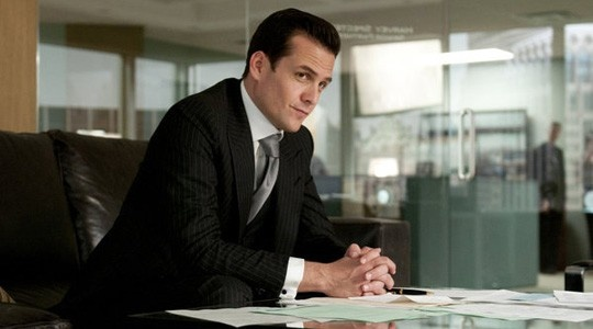 Gabriel Macht, Suits TV Show  i think that he would play a very good Christain Grey :)