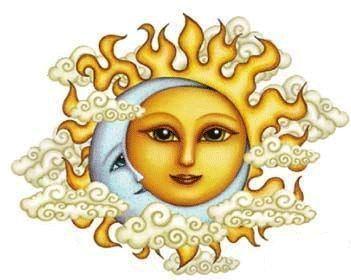 Leyenda del Sol y la Luna, otro rincón de lectura de sallita: