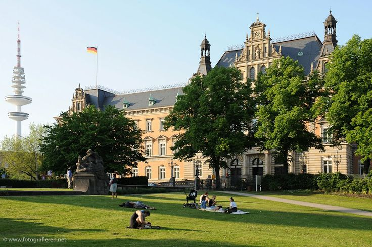 ✝☮✿★ HAMBURG ✝☯★☮ Planten un Blomen, St. Pauli, Hamburg