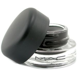 MAC fluid line black track. Only eyeliner I will use.