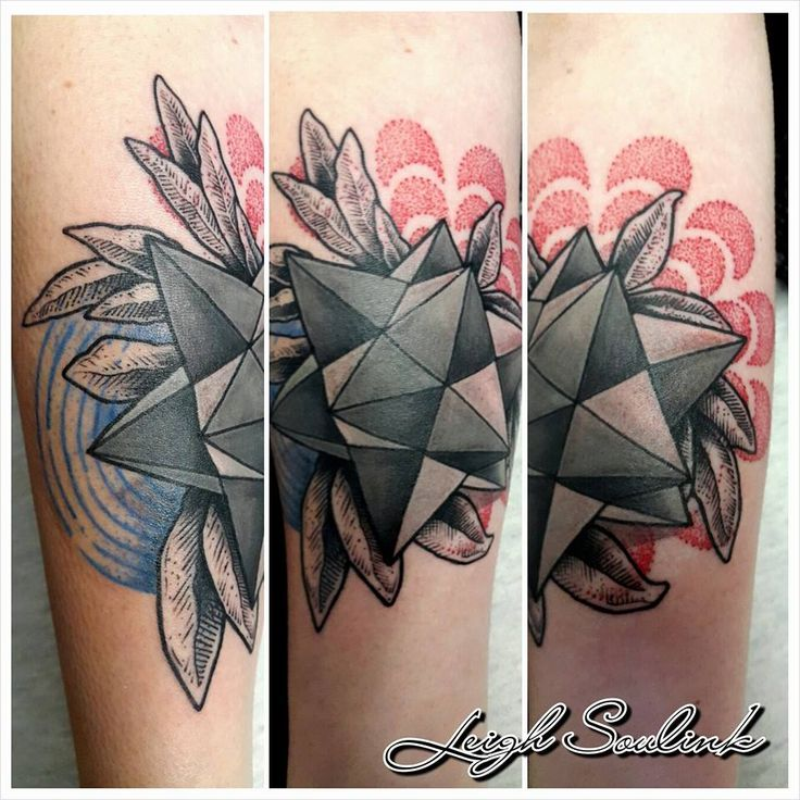 Geometric Tattoo - Pirate Skin Tattoos
