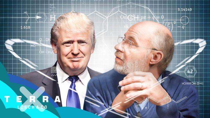 Donald Trump wissenschaftlich geprüft - von Harald Lesch - ZDFmediathek