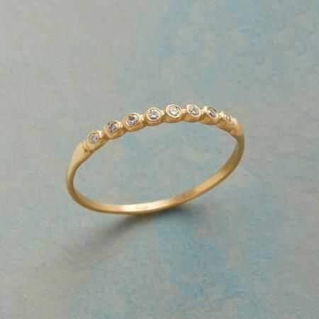 Marian Maurer 18kt Gold Diamond Ring ...