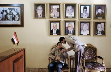 Brotherhood Rising: How the Islamist Group Became a Force in Egypt's Power Equation