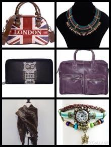 Zomaar even wat voorbeelden van hetgeen wij verkopen, niet alleen in onze winkel maar ook online www.deboerlederwarenenbijoux.nl