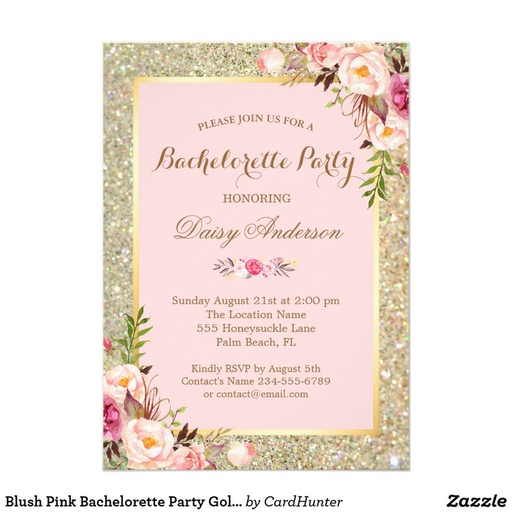 Best Bachelorette Party Invitations And Gifts Images On