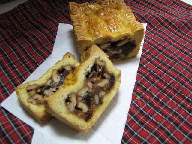 くるみのクッキーケーキ(エンガディナー)の画像