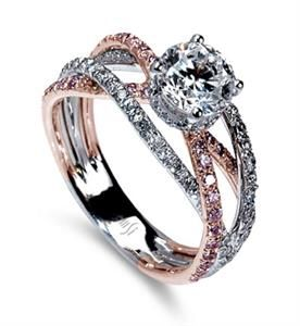 Mark Silverstein Engagement Rings from the Gossamer collection at ArthursJewelers.com. INTEREST FREE FINANCING. Guaranteed lowest diamond prices in Minnesota.