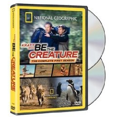 If your kids love animals and/or love The Wild Kratts, this is a wonderful video set. The complete first season of Be The Creature, a four-disc set, sells for $35 on Amazon right now.