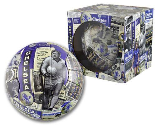 Football Gifts Store - Official Chelsea FC Retro size 5 football with presentation box, £14.99 (http://www.footballgiftsstore.com/official-chelsea-fc-retro-size-5-football-with-presentation-box/)
