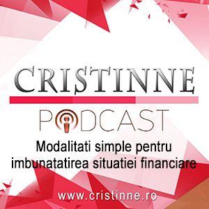 Podcast 004: Modalitati simple pentru imbunatatirea situatiei financiare - http://www.cristinne.ro/modalitati-imbunatatire-situatie-financiara/ Astazi vom vorbi despre bani, mai exact despre 2 modalitati de imbunatatire a situatiei financiare simple si la indemana ta.  M-am gandit sa vorbim despre acest subiect deoarece, criza ne-a afectat pe multi dintre noi, intr-o masura mai mare sau mai mica. Cert este ca, daca iti pasa si...