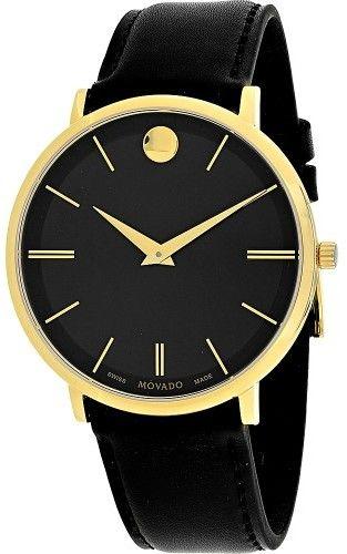 Movado Watches Womens Ultra Slim Watch