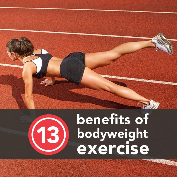 I absolutely LOVE this website. Great tips for Cardio, Strength and healthy diets! Get in shape — no weights, treadmills, or equipment required. Find out why everyone can benefit from adding bodyweight training to their fitness routine.