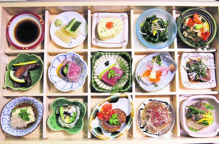 Tasting menu at Engawa, Soho