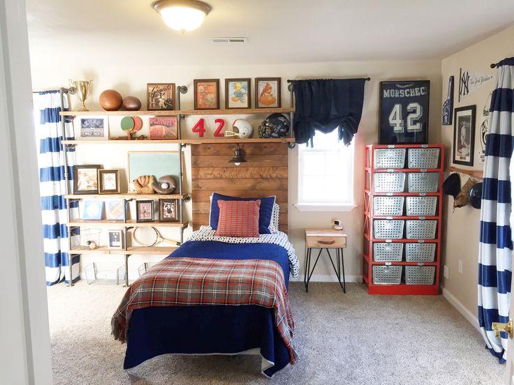 best 25+ vintage sports rooms ideas on pinterest | sports room