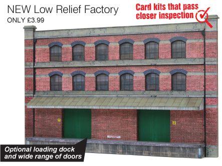 Scalescenes.com - Download and print realistic model railway buildings