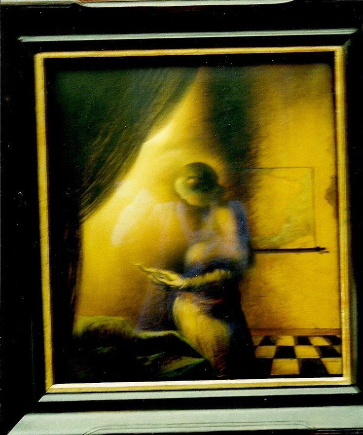 Dans les pas de Salvador Dali 2004