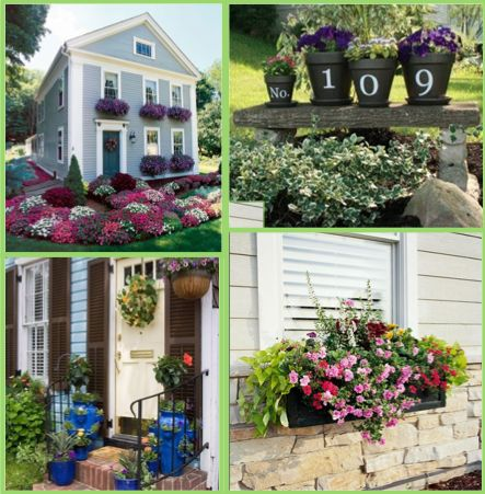 Great Ideas For Small Front Yards Succulents Flowers