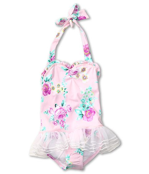 fd9abf51b1 Seafolly kids rococo rose ballerina tutu infant toddler little kids at  6pm.com