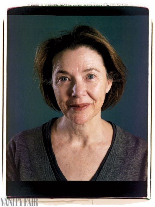 Annette Bening Photo : Chuck Close