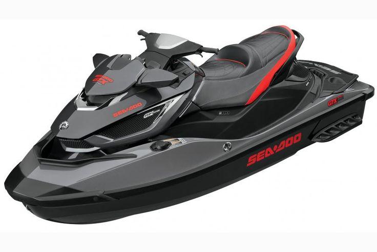 Sea-Doo GTX Limited iS 260 Watercraft