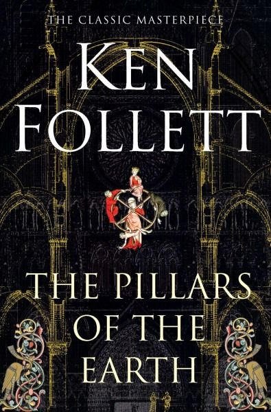 Ken Follett's Pillars of the Earth, got this from the library but now need to own it because I know I'll want to re-read. It's HUGE though! Intricate, character-driven, relentless, clever and ultimately hopeful.