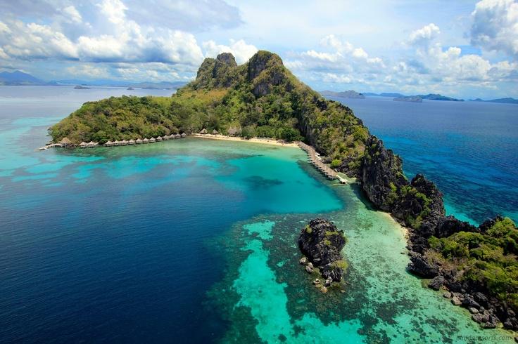 Island holiday Philippines