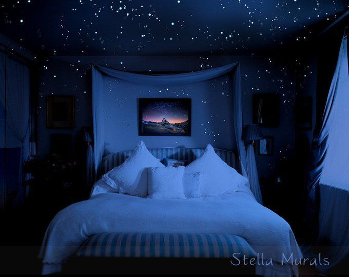 Basement Bedroom Lighting Ideas Star Ceiling Space Themed Bedroom Sky Ceiling