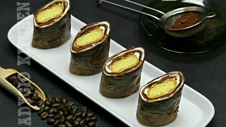 Clatite Tiramisu | Adygio Kitchen