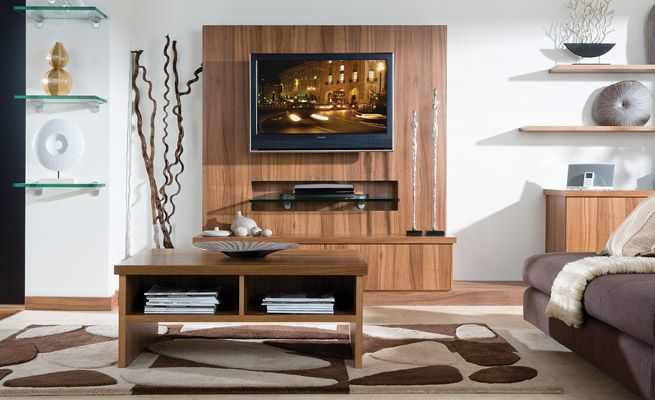 Home Cinema Living Area
