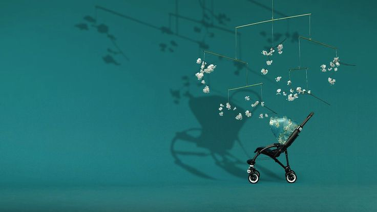 Carrito para bebés Bugaboo Van Gogh @Bubaboo