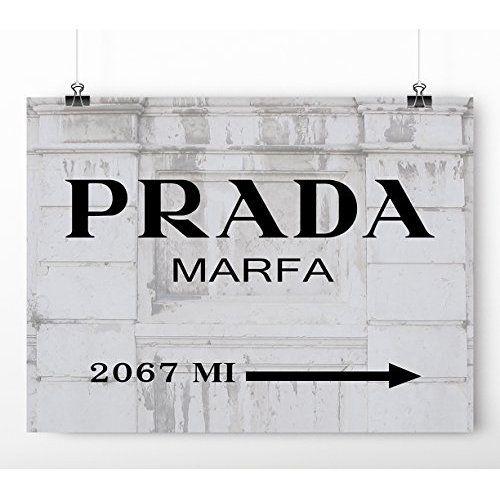 Mouse Pad - Prada Marfa - Fashion destination Pattern Design Quality Anti Slip Computer PC Mouse Mat Soft Comfort Feel Finish 0007