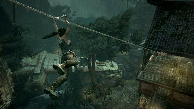 Video - New Tomb Raider Guide to Survival Trailer - Lara Croft Wiki