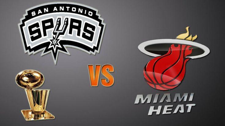 NBA Finals: San Antonio Spurs at Miami Heat - Game 6 American Airlines Arena — Miami, FL on Tue Jun 17 at 9:00pm    https://seatgeek.com/nba-finals-san-antonio-spurs-at-miami-heat-game-6-tickets/6-17-2014-miami-florida-american-airlines-arena/nba/2011722/?aid=10464