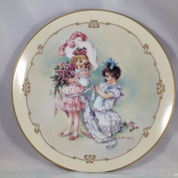 """Details About """"Playing Bridesmaid"""" LITTLE LADIES By Maud"""