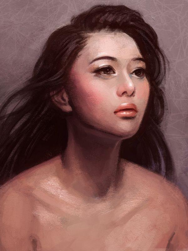 Practice by Huyen-n00b.deviantart.com on @DeviantArt