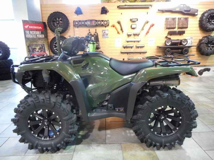 New 2017 Honda FourTrax Foreman 4x4 ATVs For Sale in Arkansas. 2017 Honda FourTrax Foreman 4x4, HR Mud Pro Series Custom Tire/Wheel kit Custom Snorkel LED Light Bar and mount 2017 Honda® FourTrax® Foreman® 4x4 Choose The Right Tool. Some jobs, it doesn t matter if the work gets done today or tomorrow. Or if it s raining or cold or blazing hot outside. Others, need to get done now, and done right the first time. Especially if you have people counting on you, or your paycheck riding on the…