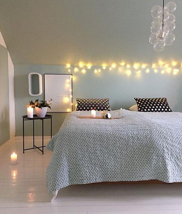 ❤️ Dreamy bedrooms on Instagram •  photo © @jorunn_ls