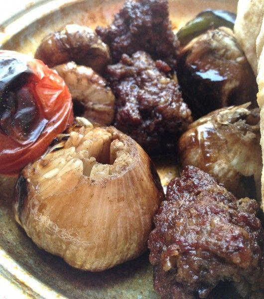 Sarımsak Kebabı - Garlic Kebab www.minirami.com