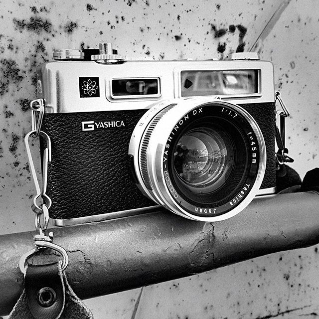 17 Best Images About Vintage Yashica 35mm Film Cameras On