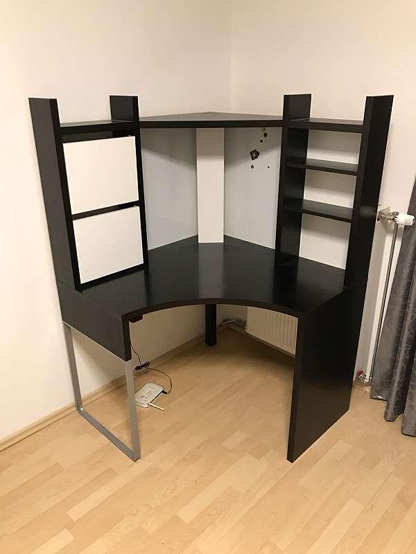 Ikea Micke Eckschreibtisch Mit Aufsatz 50 1110 Wien Willhaben Willhaben Eckschreibtisch Ikea