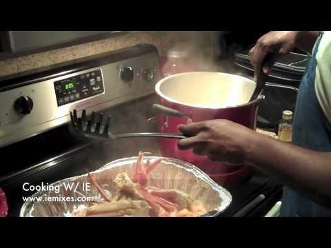 Chef Boy IE - Crab Legs Tutorial
