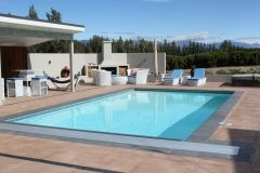 swimming pool crafted by Mayfair Pools