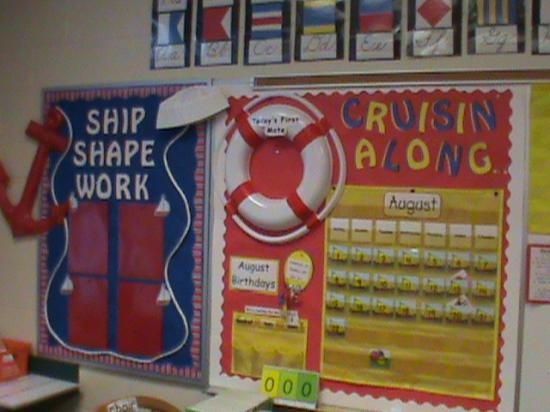 Anchor Classroom Decor ~ Best nautical bulletin boards ideas on pinterest