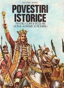 Valentin Tanase - Povestiri istorice