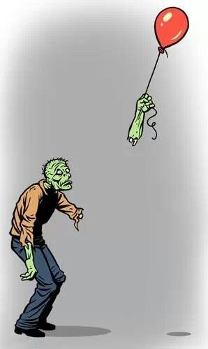 #zombieproblems
